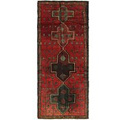 Link to 3' 5 x 8' Hamedan Persian Runner Rug