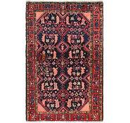 Link to 4' x 5' 10 Hamedan Persian Rug