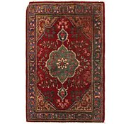 Link to 3' 3 x 5' Tabriz Persian Rug