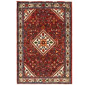 Link to 3' 4 x 5' 2 Hossainabad Persian Rug
