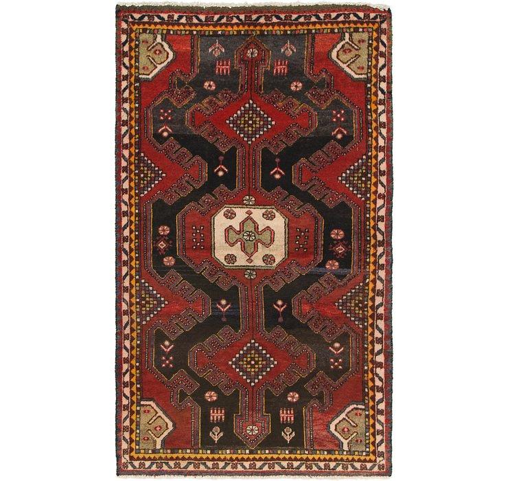 3' 4 x 5' 10 Hamedan Persian Rug