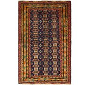 Link to 3' 3 x 5' 3 Torkaman Persian Rug