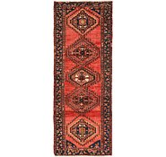 Link to 3' 5 x 9' 3 Hamedan Persian Runner Rug