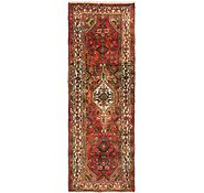 Link to 3' 2 x 9' 10 Hossainabad Persian Runner Rug