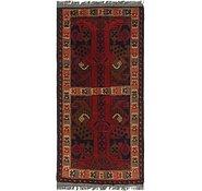 Link to 1' 7 x 3' 4 Khal Mohammadi Rug