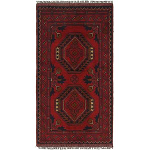 Link to 1' 9 x 3' 5 Khal Mohammadi Rug item page