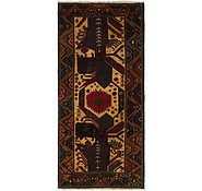 Link to 3' 6 x 7' 6 Balouch Persian Runner Rug