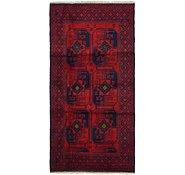 Link to 3' 6 x 7' 4 Balouch Persian Runner Rug