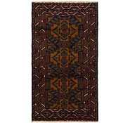 Link to 3' 10 x 7' Balouch Persian Rug