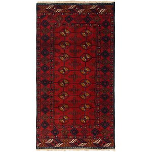 Link to 3' 4 x 6' 3 Balouch Persian Rug item page
