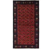 Link to 3' 9 x 7' Balouch Persian Rug
