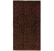 Link to 112cm x 205cm Balouch Persian Rug