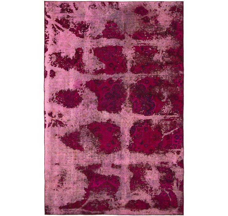 7' 10 x 12' 2 Ultra Vintage Persian Rug