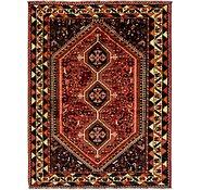 Link to 5' 4 x 6' 10 Ghashghaei Persian Rug