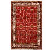 Link to 6' x 9' 8 Hamedan Persian Rug