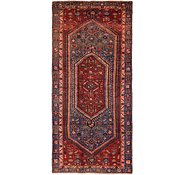 Link to 4' 1 x 9' 3 Hamedan Persian Runner Rug
