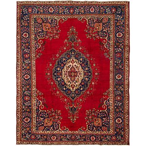 Link to 300cm x 385cm Tabriz Persian Rug item page