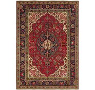 Link to 8' 2 x 11' 6 Tabriz Persian Rug