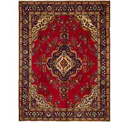 Link to 9' 7 x 12' 7 Tabriz Persian Rug