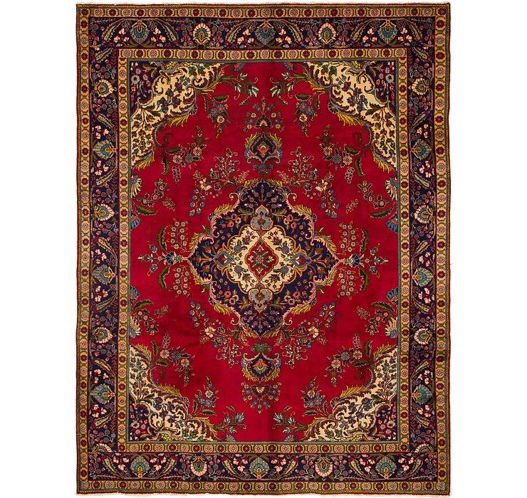 9' 7 x 12' 7 Tabriz Persian Rug