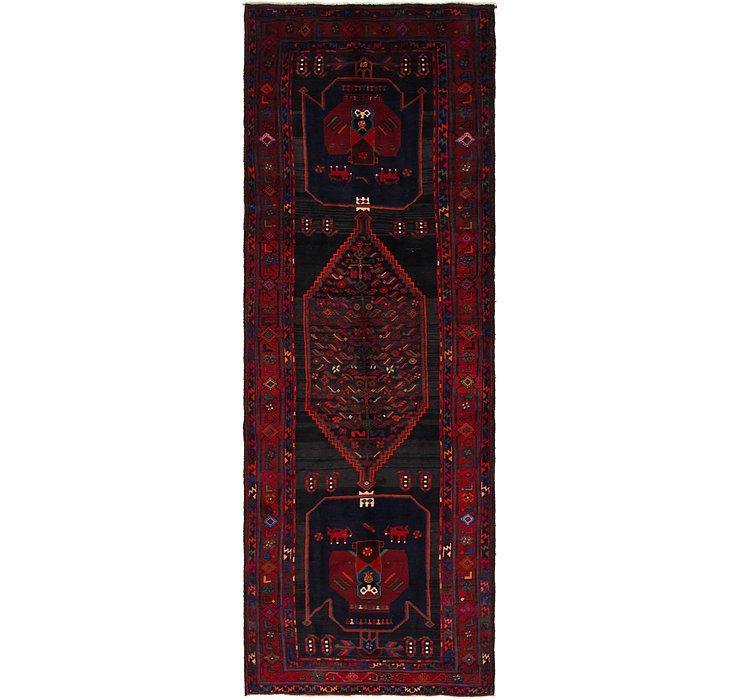 4' 10 x 14' Sirjan Persian Runner Rug