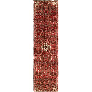 Link to 2' 8 x 10' 7 Hossainabad Persian Ru... item page