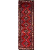 Link to 3' 4 x 10' 9 Chenar Persian Runner Rug