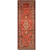 Link to 3' 8 x 10' 8 Hamedan Persian Runner Rug