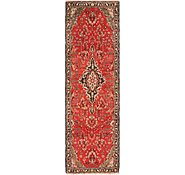 Link to 3' 6 x 11' 6 Hamedan Persian Runner Rug