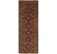 Link to 3' 3 x 9' 7 Hamedan Persian Runner Rug