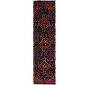 Link to 2' 7 x 11' 5 Mazlaghan Persian Runner Rug