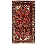 Link to 3' 5 x 6' 10 Hossainabad Persian Rug