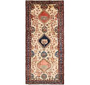 Link to 4' 4 x 9' 8 Hamedan Persian Runner Rug