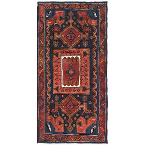 Link to 117cm x 240cm Koliaei Persian Runner... item page