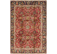 Link to 5' 10 x 8' 8 Tabriz Persian Rug