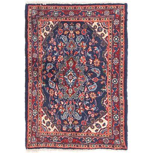 Link to 75cm x 110cm Shahrbaft Persian Rug item page