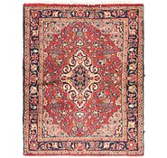 Link to 2' 3 x 3' Shahrbaft Persian Rug