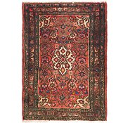 Link to 2' 4 x 3' 4 Hossainabad Persian Rug