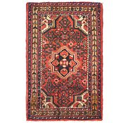 Link to 2' 2 x 3' 5 Hossainabad Persian Rug