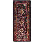 Link to 3' 7 x 8' 5 Hamedan Persian Runner Rug