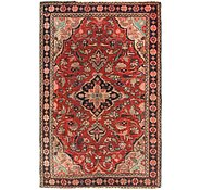 Link to 4' x 6' 6 Hamedan Persian Rug