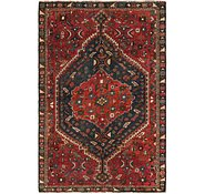 Link to 4' 4 x 6' 6 Hamedan Persian Rug