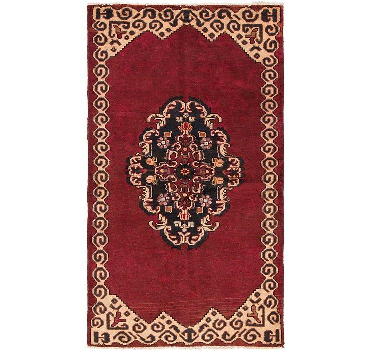 3' 8 x 6' 6 Ferdos Persian Rug
