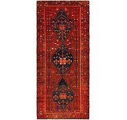 Link to 4' 4 x 9' 9 Hamedan Persian Runner Rug