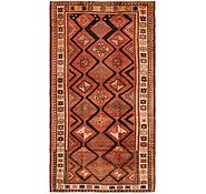 Link to 4' 10 x 9' 3 Shiraz Persian Runner Rug