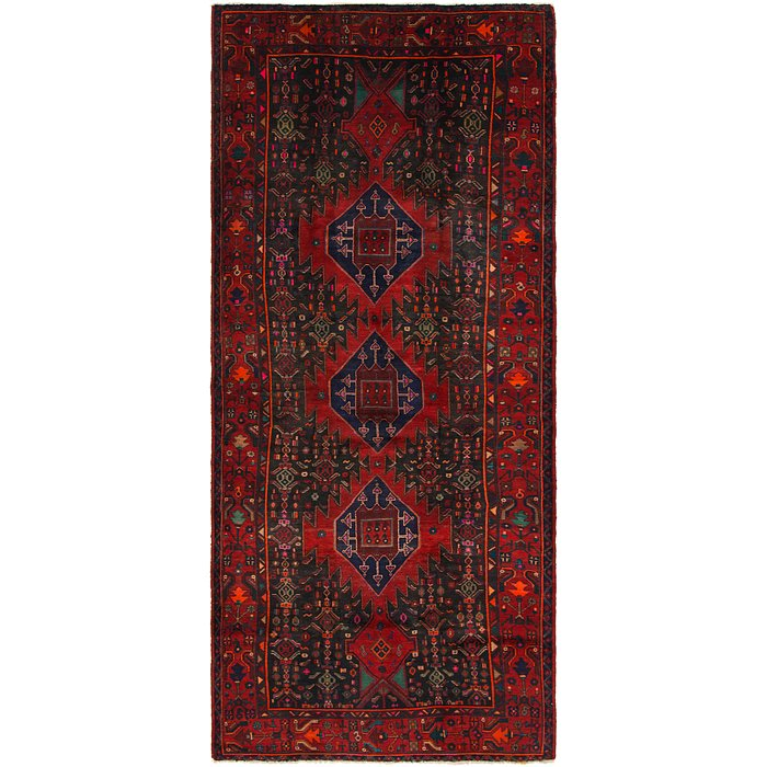 5' x 11' 4 Gholtogh Persian Runner...