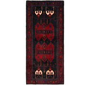 Link to 5' x 11' 3 Sirjan Persian Runner Rug