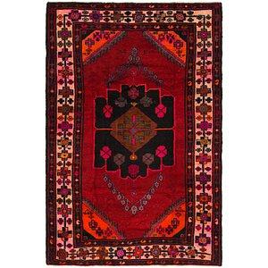 Link to 4' 8 x 7' 2 Koliaei Persian Rug item page