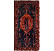 Link to 4' 10 x 10' Zanjan Persian Runner Rug