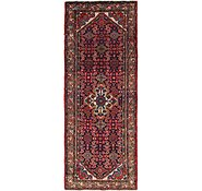Link to 115cm x 292cm Hossainabad Persian Runner Rug